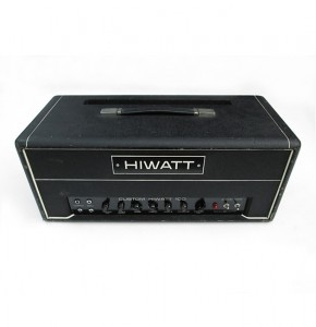 HIWATT 100 AMP
