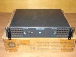 RCF MFA1200 X 6 KOM